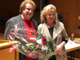 Fritz Müller und Alexandra Hiersemann