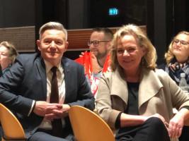 Horst Arnold und Alexandra Hiersemann
