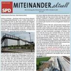 Neue Ausgabe von MITEINANDER.aktuell online